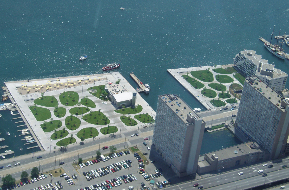 Hto urban beach for Canadian society of landscape architects