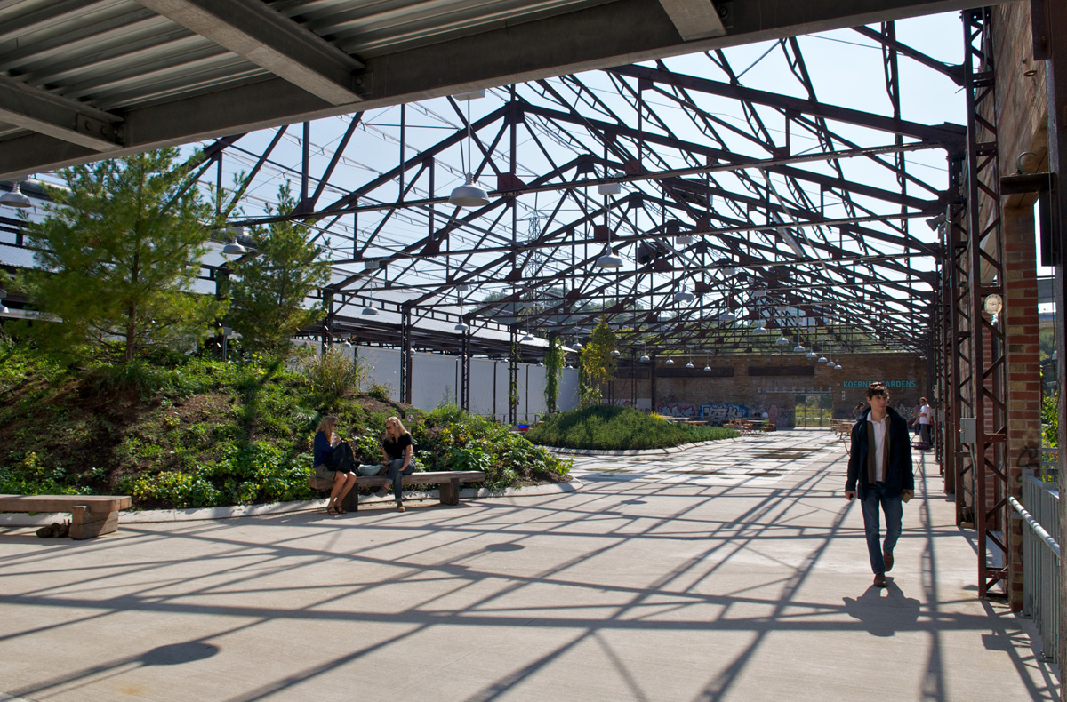 Evergreen brick works for Canadian society of landscape architects